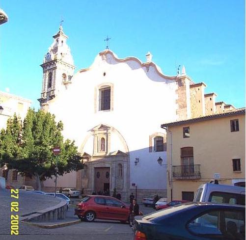 Iglesia Santa María de Oliva