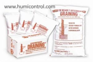 Mortero Especial Microporoso Draining: Humedades