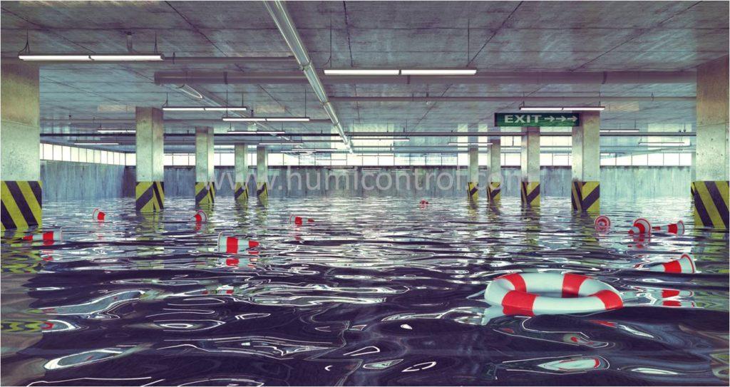 Impermeabilización garaje